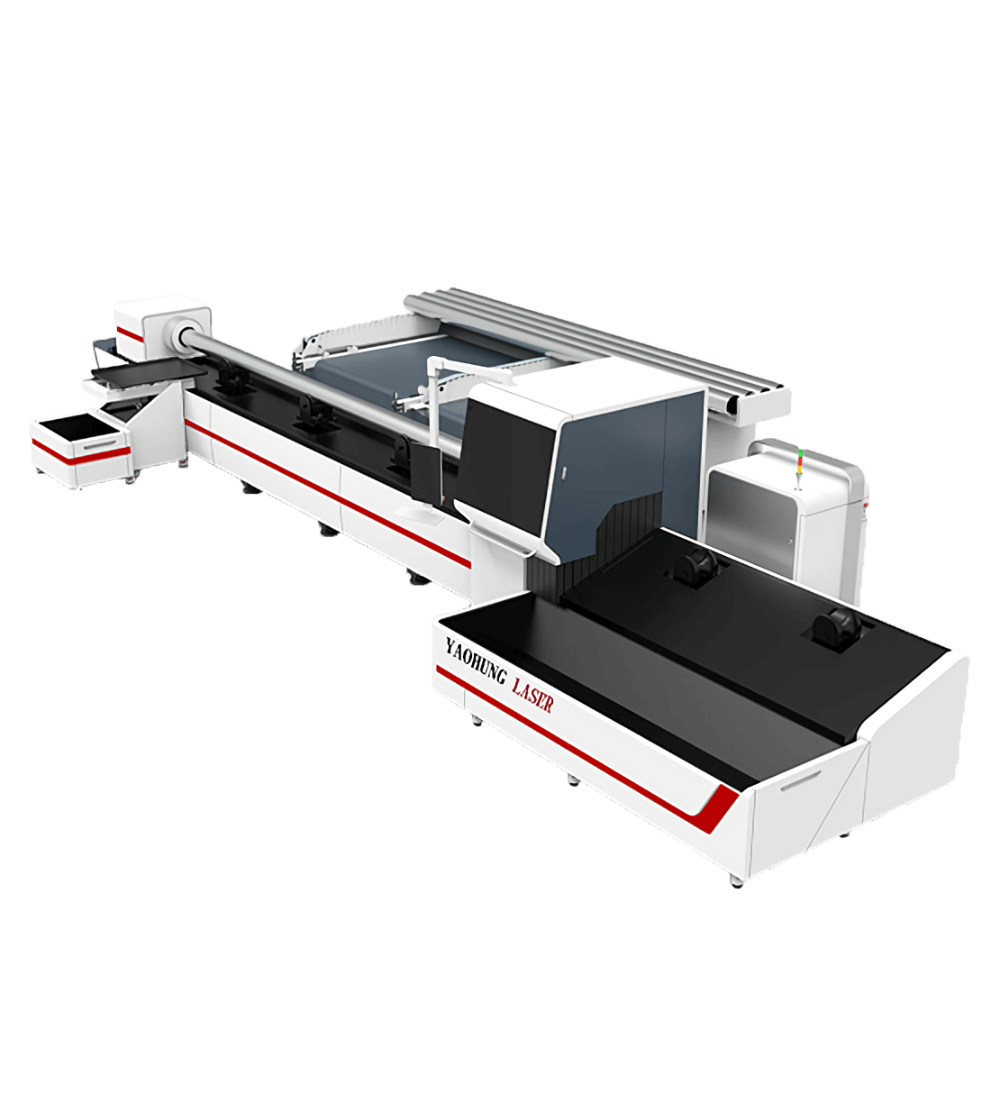 Laser-pipe-cutting