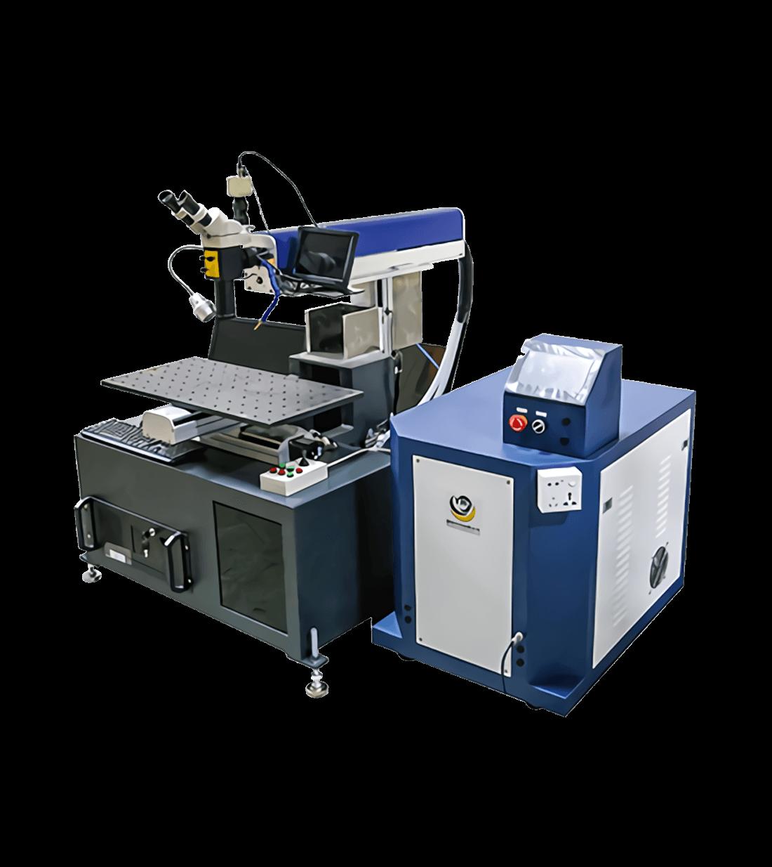 YAG-laser-welder
